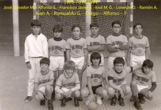 1975-76 Alevín