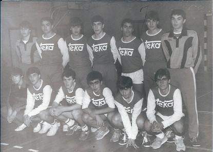 1985 Teka Salesianos