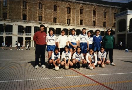 1995-96 Alevín femenino