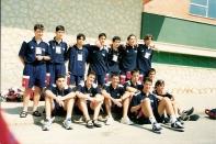 1997-98 Cadete Masculino Fase nacional en Mallorca