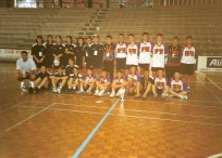 1998 06 18 Sector Nacional Infantil em Cartagena